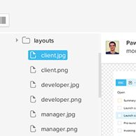 Collaboration platform for pros. Manage project like BOSS
