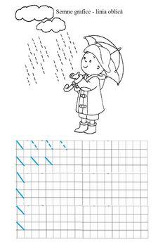 Lumea lui Scolarel...: Semne grafice - linia oblică stânga/dreapta Numbers Preschool, Learning Numbers, Tracing Worksheets, Kindergarten Worksheets, Sunflower Wall Decor, Infant Activities, Kids Education, Classroom, Teaching