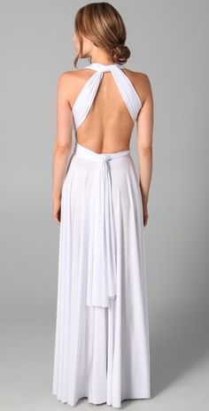 Twobirds Long Convertible Dress $396.00