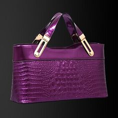 bag gift Picture - More Detailed Picture about fashion women handbag  genuine crocodile patent leather bag women messenger bags brand tote  designs clutch bag ... fd24c017da9