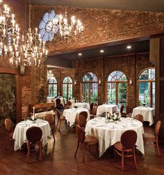 The popular West Village, New York eatery One If by Land, Two If by Sea. Read on to see more romantic restaurant suggestions.