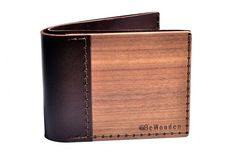 Our wooden wallet is an unusual product which helps to emphasize your distinctive and unique style.