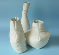 Exciting new ideas in the world of ceramic art.