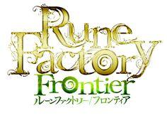 Logo Character, Character Design, Symbol Design, Logo Design, Rune Factory, Game Title, Game Logo, Logos, Runes