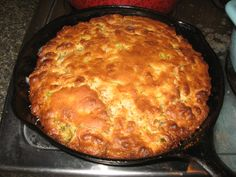 The Best Mexican Cornbread Recipe in the World! - - This is a truly amazing recipe for Mexican cornbread that calls for cracklings, onion, and jalapeños. I've included photos and easy instructions so that you can make it, too. Mexican Cornbread Casserole, Best Cornbread Recipe, Buttermilk Cornbread, Recipe For Mexican Cornbread, Hot Water Cornbread Recipe, Fried Cornbread, Jalapeno Cheddar Cornbread, Jiffy Cornbread Recipes, Cornbread Muffins