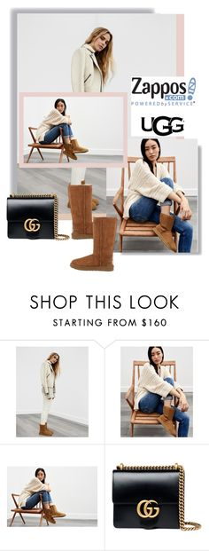 """""""The Icon Perfected: UGG Classic II Contest Entry"""" by kriz-nambikatt on Polyvore featuring UGG, Gucci, UGG Australia, ugg and contestentry"""