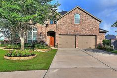 Welcome to Fulshear TX Home Search - AMAZING Highland Home on a private cul-de-sac! Small community park behind home! Dramatic curb appeal greets you to this. Sidewalk, The Originals, World, Side Walkway, Walkway, The World, Walkways, Pavement
