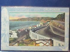 California Incline,Santa Monica,California.