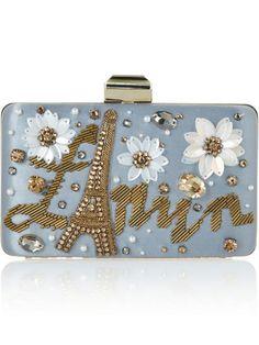 Deco Era Bags - lanvin Blue Handbags b14d03d8ec057
