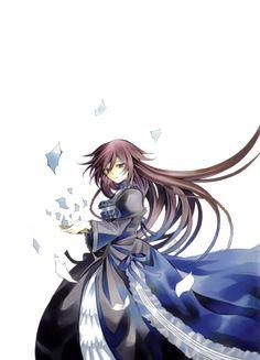 Сердца Пандоры. Алиса.
