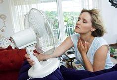 Wechseljahre: Wie man Hitzewallungen bekämpft