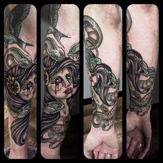 Tatuaggi New School Brianza