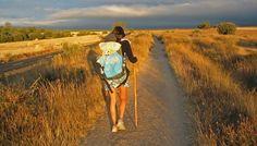 Backpack the 500 mile Camino de Santiago trail from Spain to France. Camino Walk, Camino Trail, The Camino, St Jacques, Adventure Bucket List, Pilgrimage, Slovenia, Idaho, Trekking