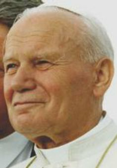 Papst Johannes Paul II. - Zur Person