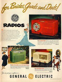 Advertising 1963 General Electric 6 Speaker Stereo Original Print Ad