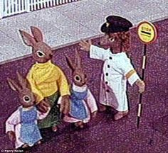 Sad these have been axed due to budgets   Tufty the Squirrel became so popular that a nationwide Tufty Club was formed, which at its height had a staggering two million members