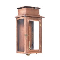 9c76e395fa644 Maryville Outdoor Gas Wall Lantern In Aged Copper