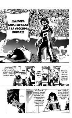 Boku no Hero Academia 34 página 4 - Leer Manga en Español gratis en NineManga.com