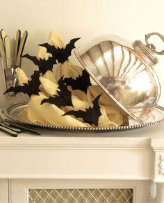 Cute DIY 'Batkin' Rings — Celebrations at Home
