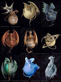 Planet dragons