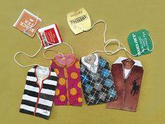 Tea Bag Art, Tea Art, Coffee Filter Art, Creative Bookmarks, Altered Book Art, Tea And Books, Diy Crafts Hacks, Handmade Books, Recycled Art