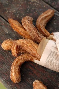 Cinnamon-Sugar #GlutenFree Churros