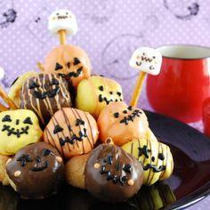 ハロウィンを手作りお菓子でもっと楽しく♪かわいすぎ♥簡単レシピ