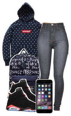 """""""3:30:15"""" by codeineweeknds ❤ liked on Polyvore featuring Comme des Garçons SHIRT, Stussy and Retrò"""