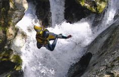 Routeburn Jump