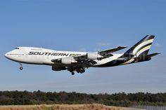 Southern Air B747-F