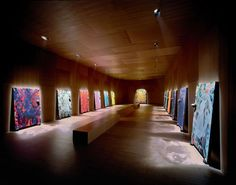 5e8c64c0b38 Chris Ofili s Chapel. One of my favourite exhibitions Chris Ofili