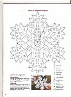 Crochet Snowflake Pattern, Crochet Stars, Christmas Crochet Patterns, Crochet Snowflakes, Crochet Motif, Knit Crochet, Thread Work, Chrochet, Doilies