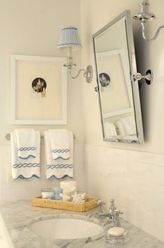 Belclaire House: bathrooms