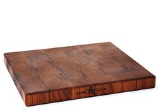End-grain Walnut Cutting Board, Medium