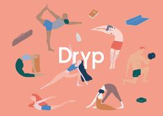 Dryp on Behance