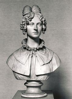 Bertel Thorvaldsen, Marianna Florenzi (1829-58, Thorvaldsens Museum, København)