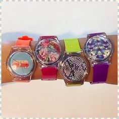 Arm candy! #may28watches $35 each via @divaliciousboutique