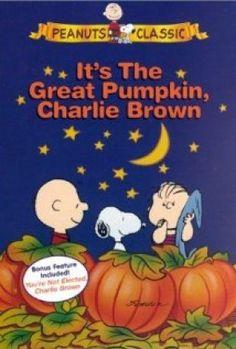 Charlie Brown Halloween-It's The Great Pumpkin, Charlie Brown 1966