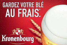 La Chose fait mousser Kronenbourg avec une campagne inédite !