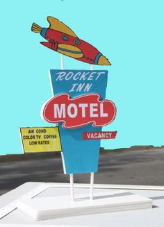 vintage motel signs - Google Search