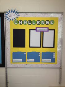 The Science Life: Bulletin Boards Galore! Wizard Challenge! Love this for the early finishers!!!