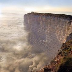 Edge of the Earth in Beachy Head, England: been here. one of the most beautiful places on earth. Beautiful Places In The World, Places Around The World, Oh The Places You'll Go, Places To Travel, Places To Visit, Around The Worlds, Amazing Places, Amazing Things, Travel Destinations