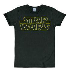 http://www.amazon.de/gp/product/B00AHY4JHE/ref=as_li_tl?ie=UTF8&camp=1638&creative=19454&creativeASIN=B00AHY4JHE&linkCode=as2&tag=motherboard-ranking-21  Logoshirt T-Shirt STAR WARS - LOGO black: Amazon.de: Bekleidung  #StarWars #KriegderSterne #StarWarsLogo #Logo #SciFi #Films #Movies2015 #Episode7 #geileshirts #merchandise #sw #cooleshirts