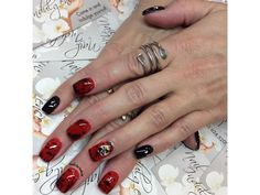 Halloween witch Nails by Anthony