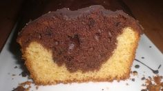 Thermomix Marble Cake Black and White