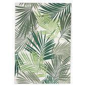 Destination Summer Miami Palm 9 X 12 Indoor Outdoor Area Rug In Green Area Destination Area Destination Green Indooroutdoo In 2020 Plant Leaves Indoor Outdoor Area Rugs Outdoor Area Rugs
