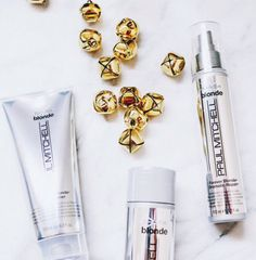 Bling up your blonde with the Paul Mitchell Forever Blonde system #paulmitchell #instagramworthy