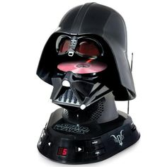 Star Wars Darth Vader CD player