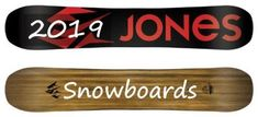 2019 Jones Snowboards Overview