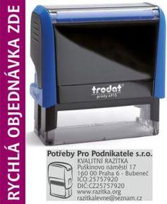 Razítko Trodat 4915 Praha
